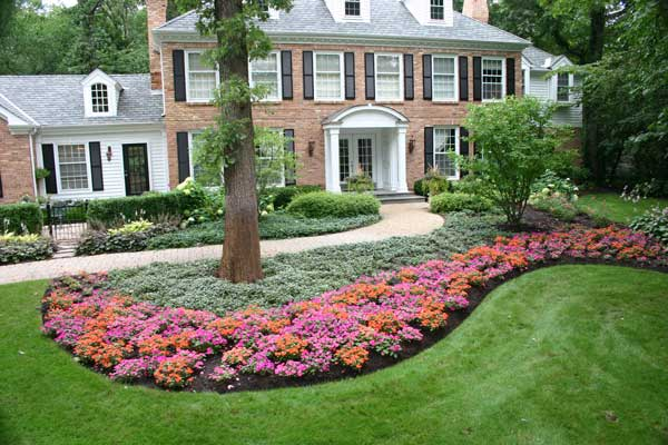 Home for Garden lawn maintenance